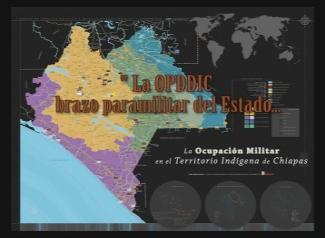 VIDEO :Paramilitares de la OPDDIC despojan territorio en Busiljá y Cintalapa, Ocosingo Chiapas