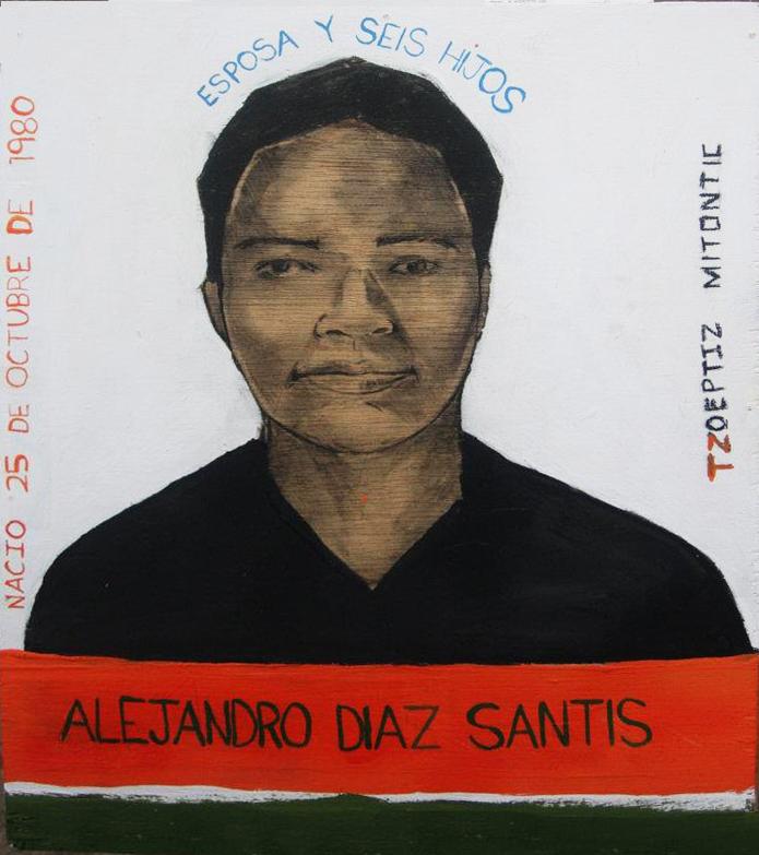Organizaciones de 10 países exigen la libertad del indígena tsotsil Alejandro Díaz.