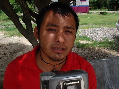 Nataniel Hernández director del CDH Digna Ochoa recibe amenazas e intimidación por funcionaros del Gobierno de Chiapas