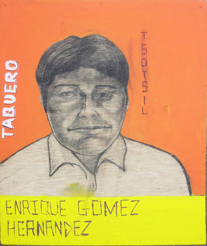 Enrique Gómez Hernández da cuenta de su injusto encarcelamiento en Chiapas