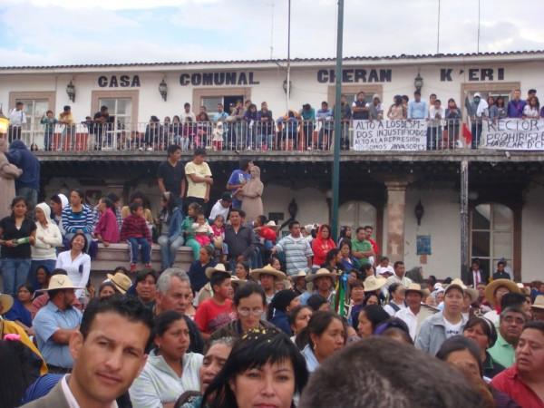 Boletín no.10 Frayba: Repudio por el asesinato de los comuneros de Cherán, Michoacán
