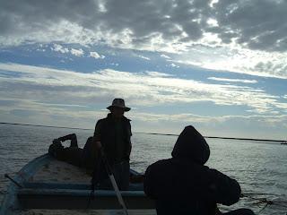 Represion del ejercito federal a la comunidad kumiai La Huerta, en B.C.