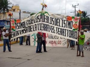 Denuncian indígenas Ikoots imposición de proyecto eólico en Oaxaca