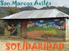 Red por la Paz en Chiapas invita a conferencia de prensa sobre Caravana a San Marcos Avilés
