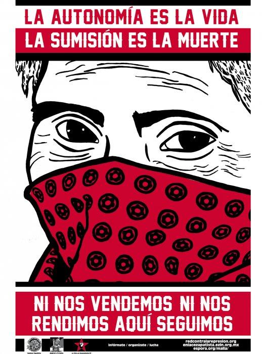 Zapatistas denuncian agresiones por parte de la CIOAC Histórica y exigen la liberación de 6 Bases de Apoyo encarcelados injustamente.