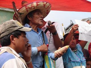 Chiapas: Grupo de choque dispara contra el ejido Tila.