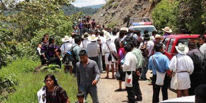 Frayba: Acción Urgente Denuncia Impiden retorno de personas desplazadas del ejido Puebla