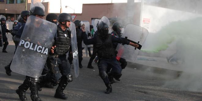 #OAXACA LOS FANTASMAS DE LA REPRESIÓN SIGUEN PRESENTES