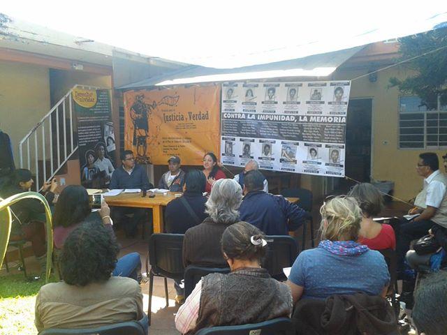 Chiapas: «Reunión para la justicia y la verdad»