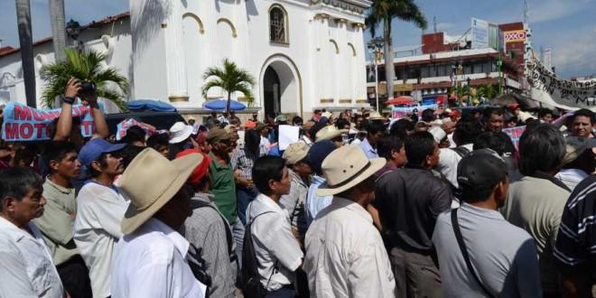 10 dic: 56 comunidades de 17 municipios de Chiapas se declaran libres de minería y represas.
