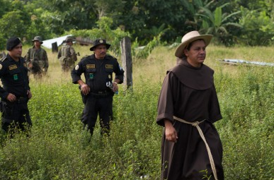CHIAPAS: PALABRAS DE FRAY TOMÁS GONZÁLEZ EN LA RECEPCIÓN DEL RECONOCIMIENTO JTATIK SAMUEL JCANAN LUM 2014