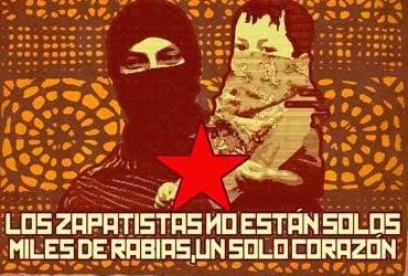 Encuentro de Colectivos Europeos Solidarios con el Zapatismo