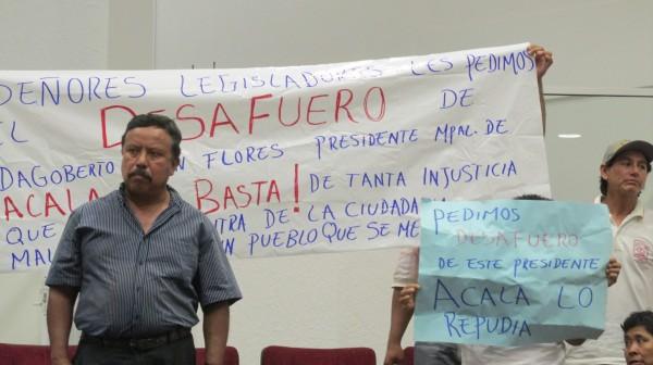 Acala Chiapas: Familiares de José Rolando Pérez, muerto bajo custodia, demandan justicia y cese de amenazas