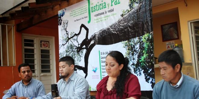 """""""Lo único que ha hecho el gobierno mexicano es seguir alimentando la impunidad"""", denuncian familiares de indígenas asesinados en la comunidad Viejo Velasco."""