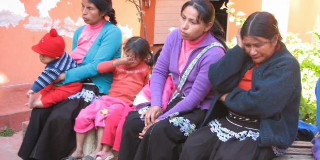 A dos años y siete meses de su desplazamiento forzado familias de Banavil exigen justicia