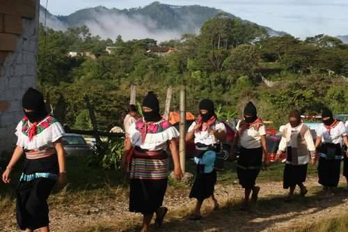 Chiapas: Denuncian desplazamiento, riesgo de despojo y amenazas a Bases de Apoyo del EZLN