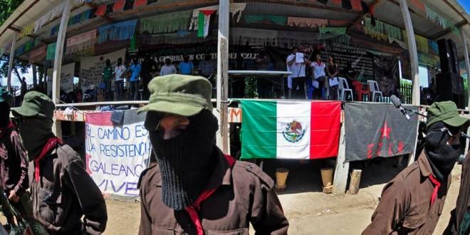 «Somos pueblos, somos tribus y somos nación»,  Congreso Nacional Indígena – EZLN.