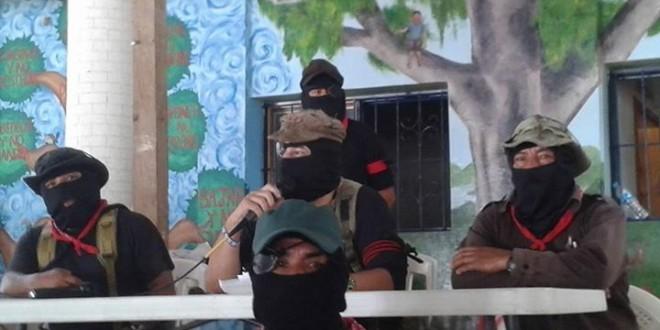 «Gracias de verdad, es la lección mas hermosa que han recibido los Zapatistas desde que salió La Sexta»