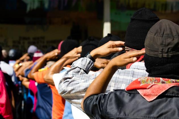 EZLN invita al Festival Mundial de Las Resistencias y las Rebeldias contra el Capitalismo «Donde Los De Arriba destruyen Los de Abajo Reconstruimos»