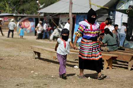 «Evitaron que sean masacrados, asesinados como en Acteal», denuncia Junta de Buen Gobierno Zapatista