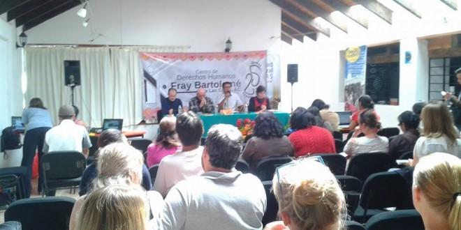 Presenta Frayba su Informe Anual: Los Derechos Humanos a Debate Entre el cinismo oficial y la Dignidad de los Pueblos.
