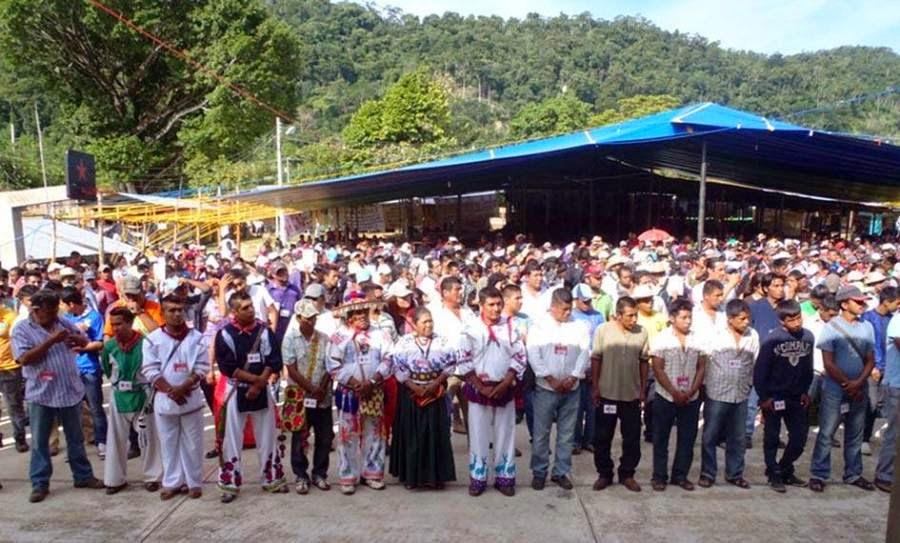 """México CNI-EZLN: """"Urgente encontrarnos en nuestra resistencia, autonomía y rebeldía de pueblos originarios"""""""