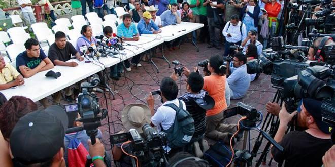 CONVOCATORIA | Brigada Nacional por los 43 normalistas de Ayotzinapa desaparecidos