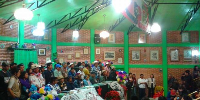 Clausura del Festival Mundial de las Resistencias y las Rebeldías Contra el capitalismo, en Chiapas