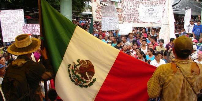 «El robo y usurpación de nuestra autoridad ejidal no la vamos a permitir», ejido Tila a Velasco Coello.
