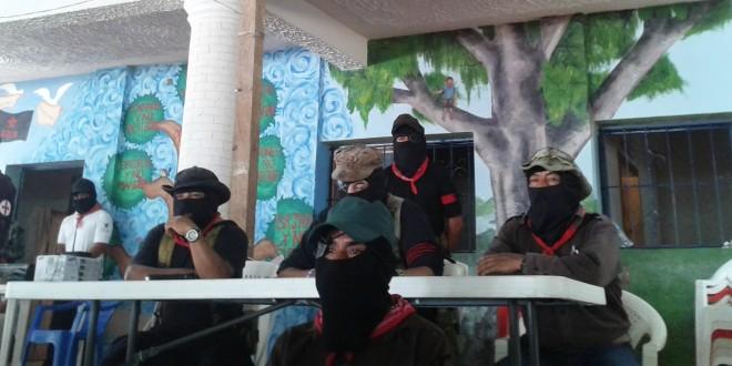 A pesar de hostigamiento militar y la creciente beligerancia de paramilitares, EZLN realizará encuentros en Chiapas