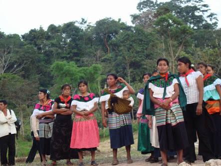 Chiapas: Pueblo maya tseltal emprende batalla legal contra la militarización de su territorio