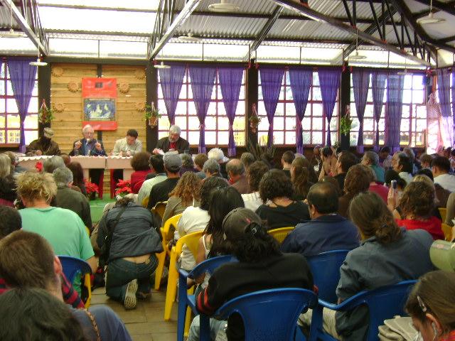 """«invitación… ¿o un reto?» Seminario """"El Pensamiento Crítico frente a la Hidra Capitalista"""" EZLN"""