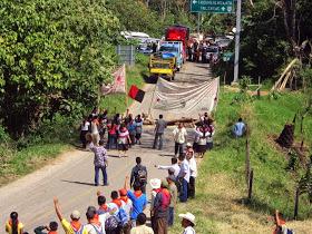 Kolectivos e individuos de 20 paises se solidarizan con el ejido Bachajón
