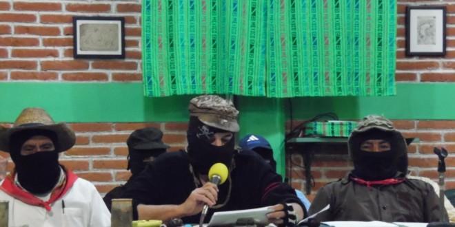 """""""Ayotzinapa más que un número es una herida, el deseo de convertirla en cicatriz fracasará una y otra vez"""", EZLN"""