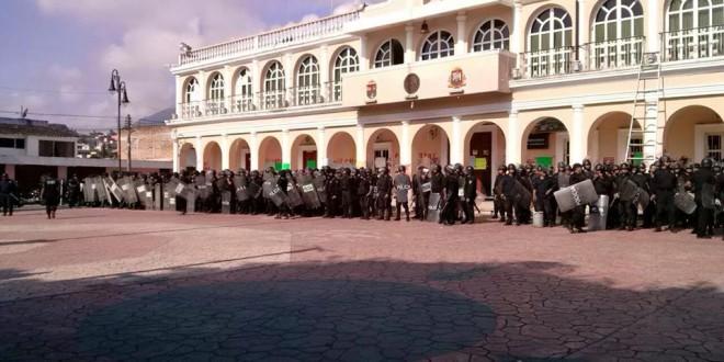 «Ante la elección de Estado, el gobierno de Chiapas viola derechos humanos», Frayba.