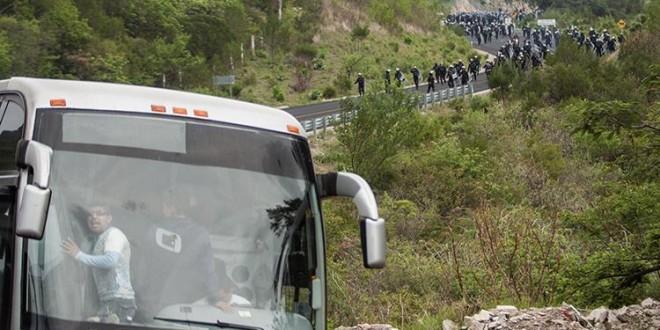 Suspende Estado mexicano de facto derechos a la libertad de expresión y manifestación en Guerrero. CDH Tlachinollan