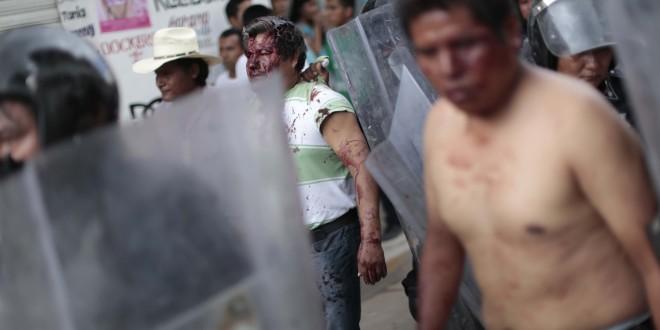 México: Regresión autoritaria, el uso del Ejército y fuerzas de seguridad pública durante los procesos electorales