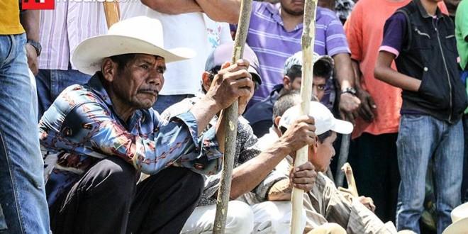 Agresión de fuerzas federales, estatales y municipales a la Comunidad Indígena de Santa María Ostula, Michoacán.