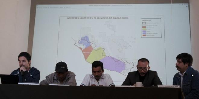 «Complicidad del gobierno de Michoacán con los Caballeros Templarios», evidencia la comunidad de Ostula.