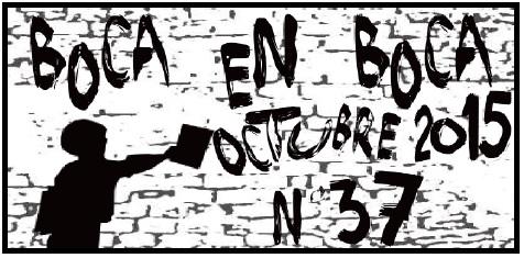 BoCa En BoCa #37 -Octubre 2015-