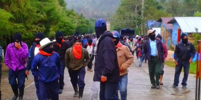 Capitalismo, guerra y contrainsurgencia en Chiapas II.  Gaspar Morquecho