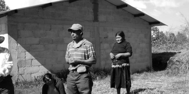 """Chiapas: Como """"sordo y ciego"""", califican al gobierno del Velasco Coello, tzeltales desplazados."""