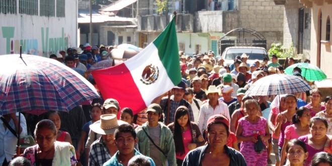 «Engaños del Comité de DDHH de Base, Digna Ochoa», denuncia Ejido Tila Chiapas