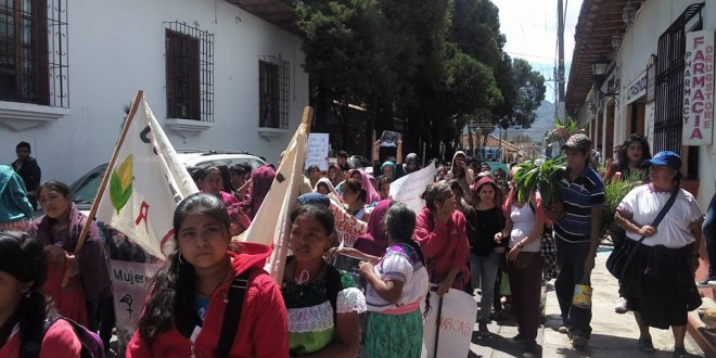 Chiapas: Violencia hacia las mujeres, violación sistemática de Derechos Humanos. Frayba.