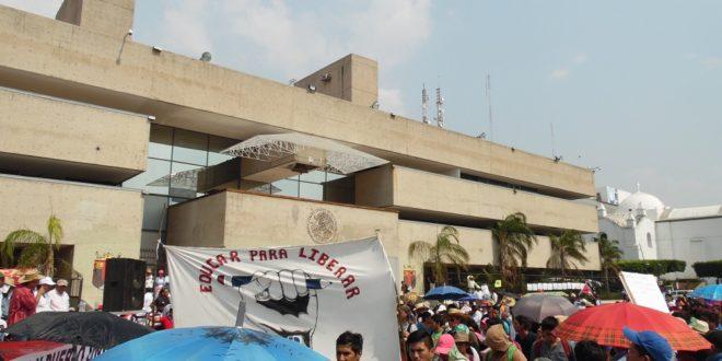 Chiapas: «violencia generalizada implementada por el Estado mexicano», denuncian organizaciones sociales.