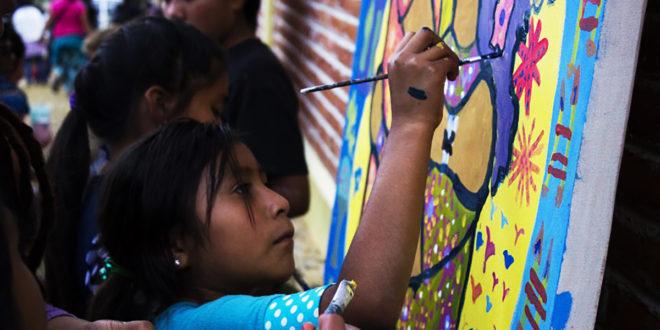 Día 6 – Festival CompArte por la Humanidad, Cideci-Unitierra Chiapas