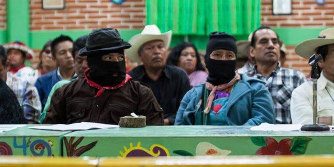 """EZLN: Programa de actividades del encuentro """"L@s Zapatistas y las ConCiencias por la Humanidad""""."""