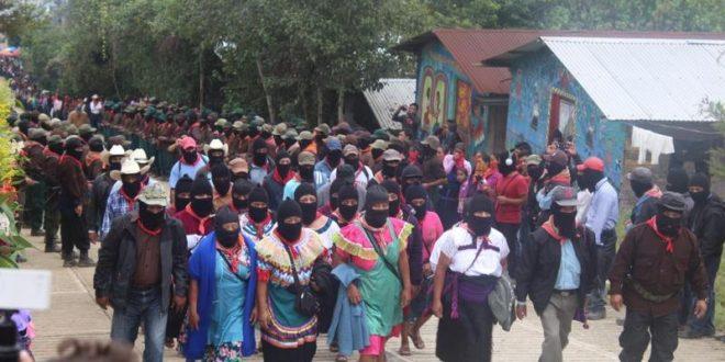 """Comunicado EZLN: Calendario de continuación del 5º Congreso del CNI y del Encuentro """"L@s Zapatistas y las ConCiencias por la Humanidad"""""""
