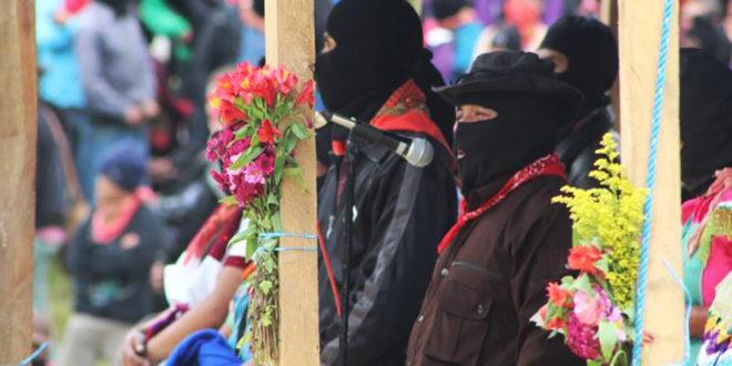 """Informe sobre el Encuentro """"L@s Zapatistas y las ConCiencias por la Humanidad"""". Subcomandante Insurgente Moisés."""
