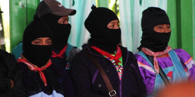 Comunicado EZLN: M´a tuluk skop anzt, winik.